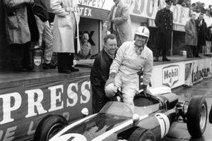 Jack Brabham, Cooper T53-Climax