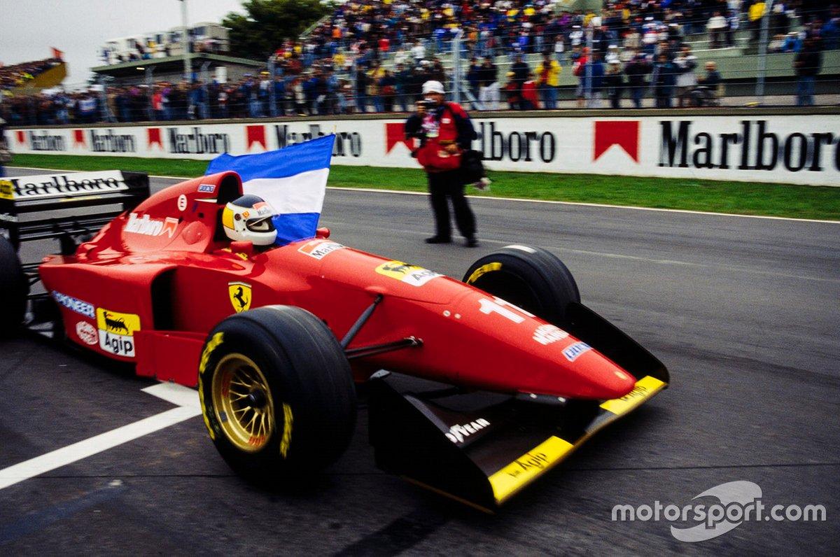 Carlos Reutemann, Ferrari 412T1