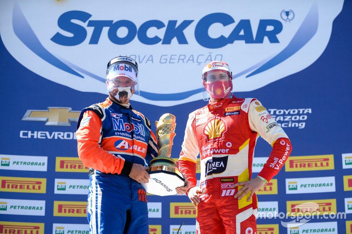 Rubens Barrichello e Ricardo Zonta