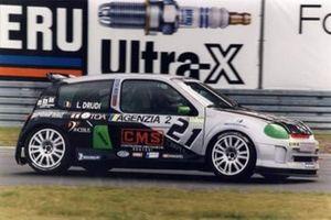 Luca Drudi, Renault Clio