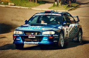 Tomasz Czopik, Łukasz Wroński, Subaru Impreza WRC99