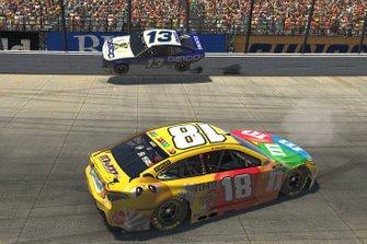 Ty Dillon, Germain Racing, Kyle Busch, Joe Gibbs Racing
