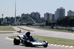 Francois Cevert, Tyrrell 006 Ford