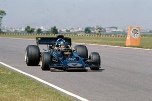 Ronnie Peterson, Lotus 72D Ford