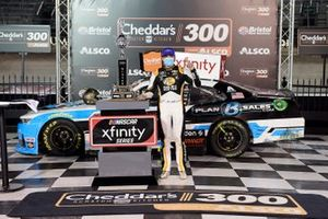 Ganador Noah Gragson, JR Motorsports, Chevrolet Camaro