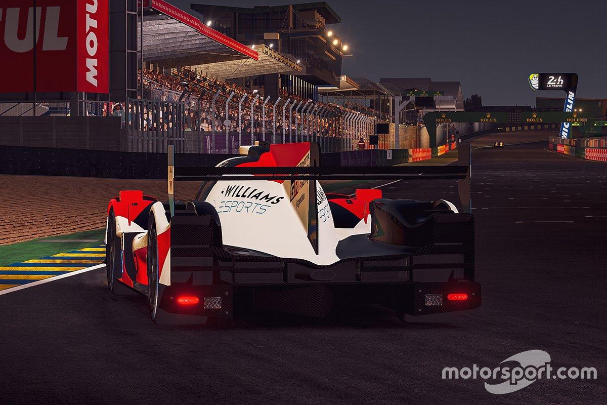 #10 Toyota Gazoo Racing Arg Oreca 07 LMP2: Nelson Piquet Jr., Julian Santero, Fabrizio Gobbi, Moreno Sirica