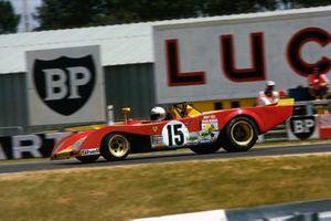 #15 Ferrari 312PB: Brian Redman, Jacky Ickx