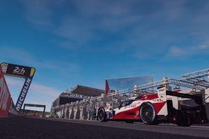 #8 Toyota Gazoo Racing Oreca 07 LMP2: Sebastien Buemi, Brendon Hartley, Kenta Yamashita, Yuri Kasdorp