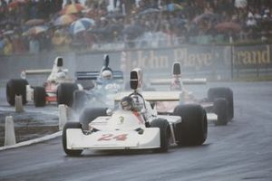 James Hunt, Hesketh Ford 308, Emerson Fittipaldi, McLaren M23