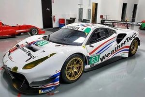 Cooper MacNeil, Toni Vilander, WeatherTech Racing, Ferrari 488 Evo GT3