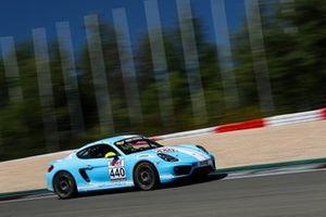#440 Porsche Cayman: Tim Scheerbarth, Leonard Öhme