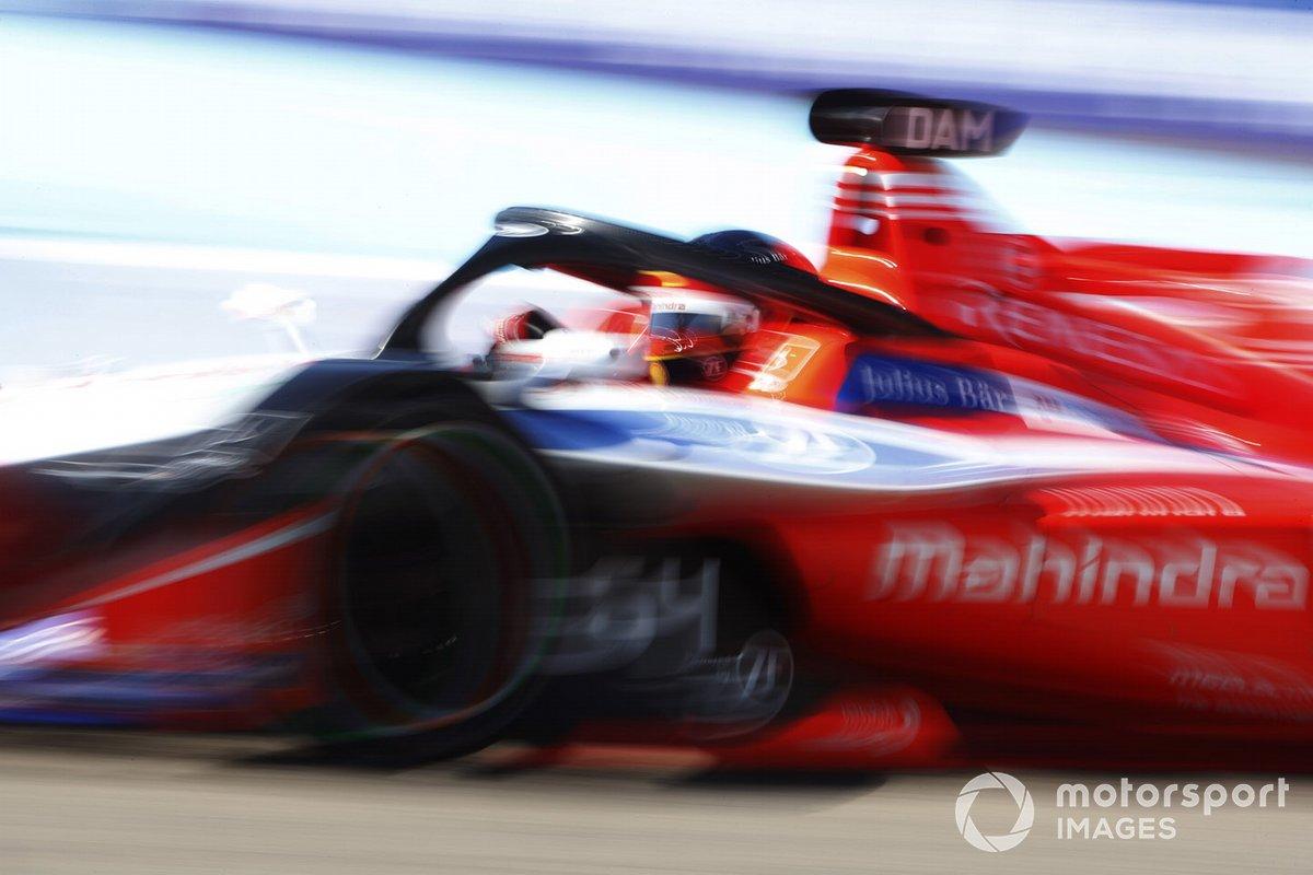 Jérôme d'Ambrosio, Mahindra Racing, M6Electro