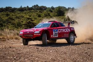 Philippe Jacquot, Citroën ZX Rallye-Raid