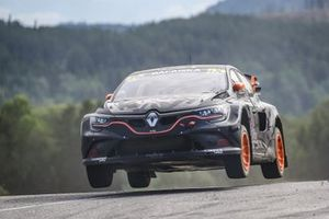 Rokas Baciuska, ES Motorsport - Labas Gas