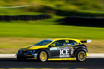 Chris Pither, Garry Rogers Motorsport Renault Megane R.S