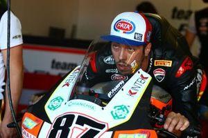 Lorenzo Zanetti, Ducati