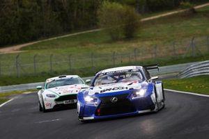 #37 Bandoh Racing with Novel Racing (Lexus RC F GT3: Dominik Farnbacher, Marco Seefried