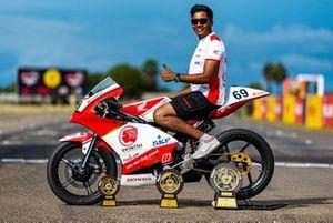 Sararth Kumar, Honda