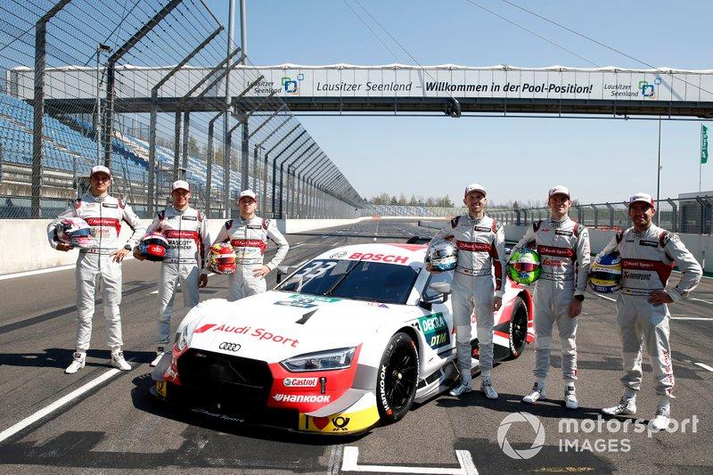 DTM. Победитель серии в зачете производителей – Audi