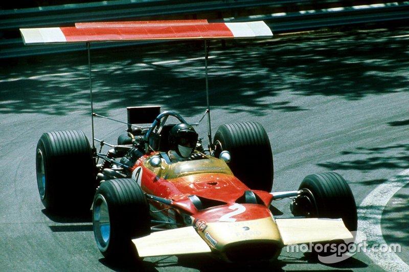 Jochen Rindt, Lotus