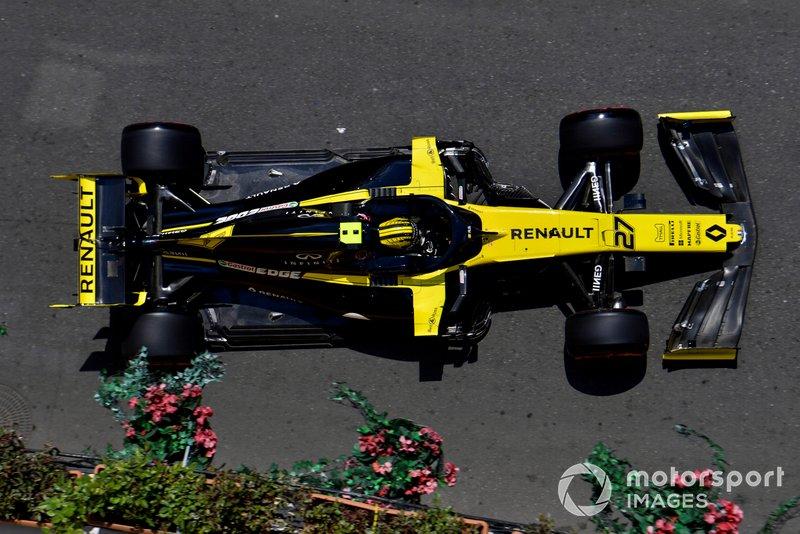 15: Nico Hulkenberg, Renault R.S. 19, 1'43.427