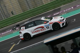 Michele Imberti, Volkswagen Golf GTI TCR