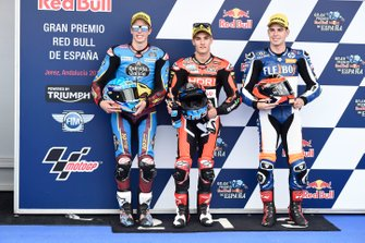 Alex Marquez, Marc VDS Racing, Jorge Navarro, Speed Up Racing, Augusto Augusto Fernandez, Pons HP40