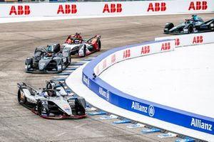 Sébastien Buemi, Nissan e.Dams, Nissan IMO1, Stoffel Vandoorne, HWA Racelab, VFE-05, Lucas Di Grassi, Audi Sport ABT Schaeffler, Audi e-tron FE05, Gary Paffett, HWA Racelab, VFE-05