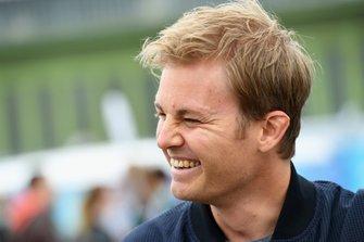 Nico Rosberg, investisseur en Formule E
