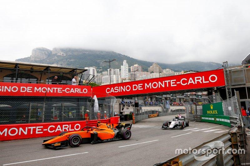 Sergio Sette Camara, DAMS, Juan Manuel Correa, Sauber Junior Team by Charouz