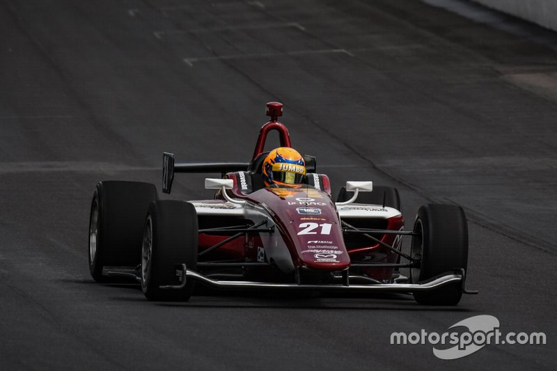 19. IndyCar: Rinus VeeKay a Ed Carpenter Racing