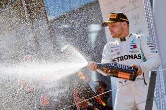 Valtteri Bottas, Mercedes AMG F1, 3e plaats