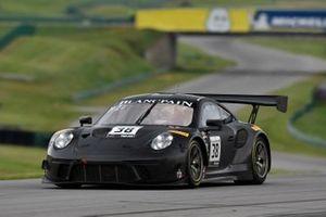 #38, Porsche 911 GT3 R (991), Kevan Millstein and Alex Barron