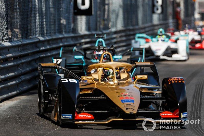 Andre Lotterer, DS TECHEETAH, DS E-Tense FE19, Gary Paffett, HWA Racelab, VFE-05