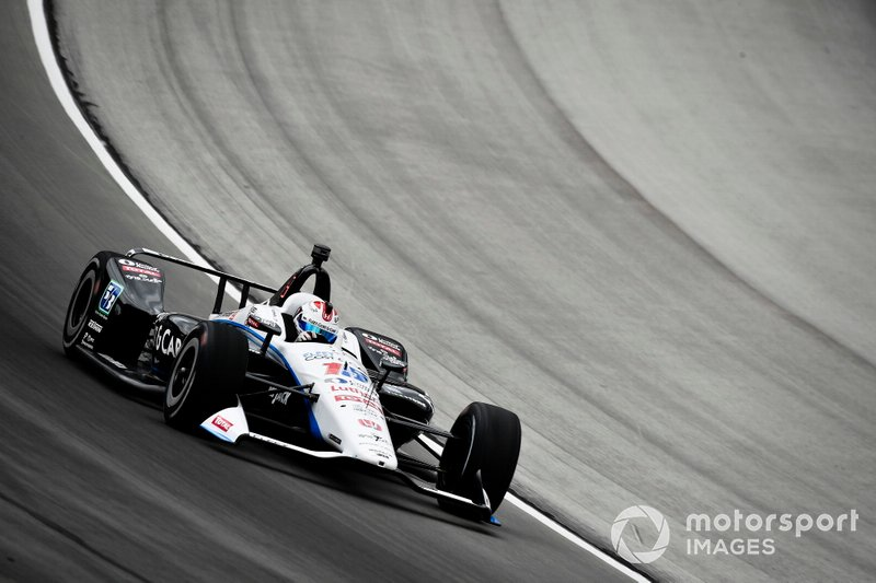 3. Graham Rahal, Rahal Letterman Lanigan Racing Honda