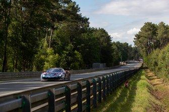 #60 Kessel Racing Ferrari 488 GTE: Claudio Schiavoni, Andrea Piccini, Sergio Pianezzola