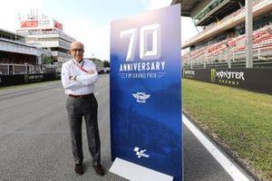 Празднование 70-летия чемпионата MotoGP