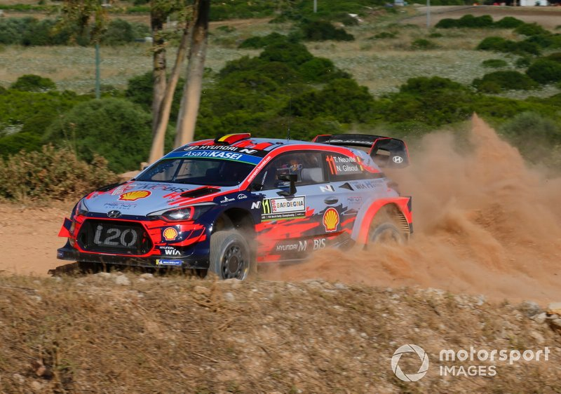6. Thierry Neuville/Nicolas Gilsoul, Hyundai Motorsport Hyundai i20 Coupe WRC +2:16,7
