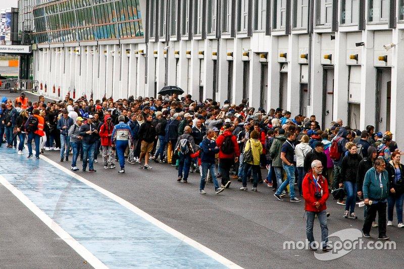 Les animations du Grand Prix de France Historique
