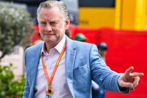 Sean Bratches, Managing Director of Commercial Operations, Formula One Group