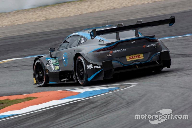 № 76 – Джейк Деннис, Aston Martin Vantage AMR, команда – R-Motorsport