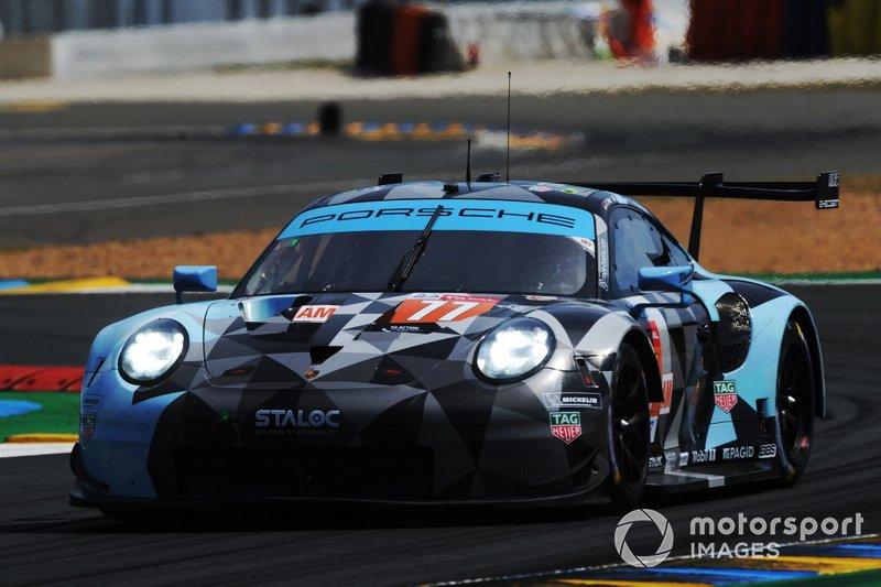 GTE-Am: #77 Dempsey-Proton Racing, Porsche 911 RSR