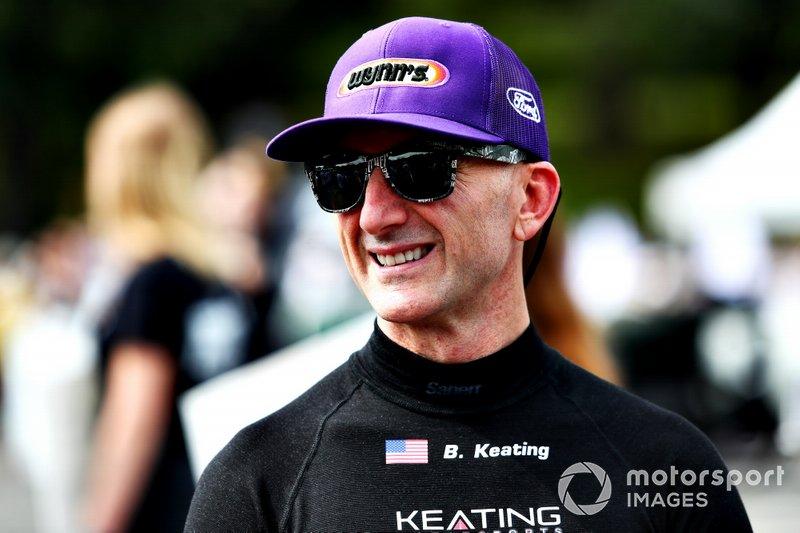 #85 Keating Motorsports, Ford GT: Ben Keating