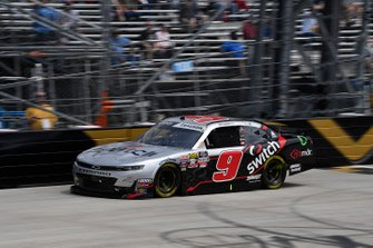 Noah Gragson, JR Motorsports, Chevrolet Camaro Switch