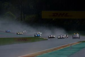 Safety car en la pista