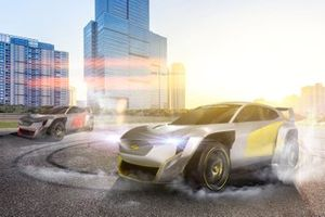 SuperCharge cars