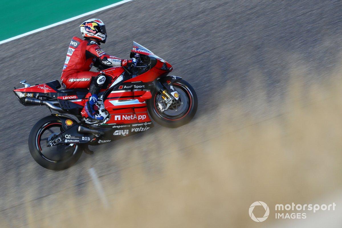 5. Andrea Dovizioso - Ducati Team - 109 punti