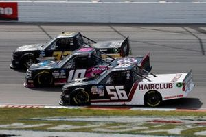 Tyler Hill, Hill Motorsports, Chevrolet Silverado HairClub