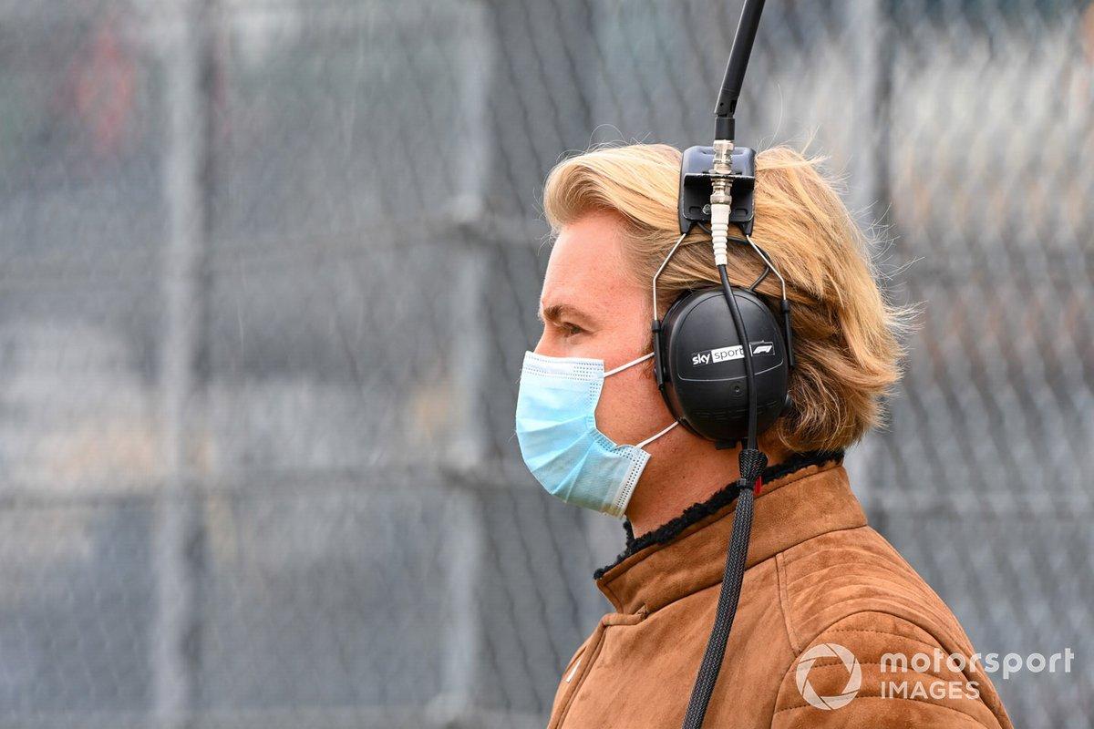 Nico Rosberg, Sky Sports F1,