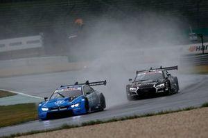 Philipp Eng, BMW Team RBM, BMW M4 DTM, Ferdinand Habsburg, Audi Sport Team WRT, Audi RS 5 DTM
